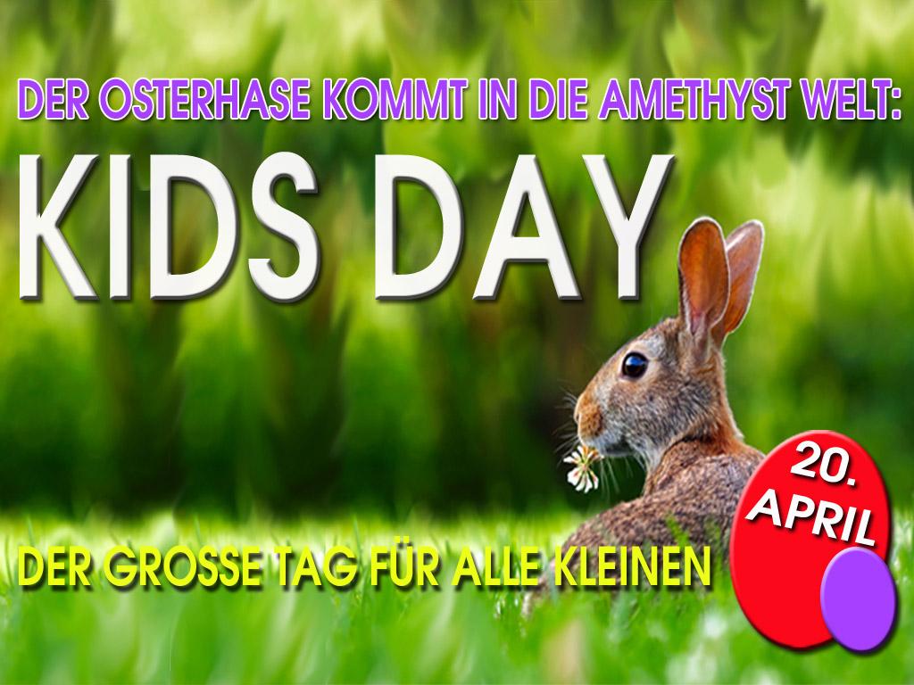 KIDS DAY - DER GROSSE TAG FÜR ALLE KLEINEN