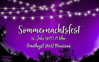 Sommernachtsfest 2019