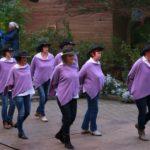 Dancing Violetts