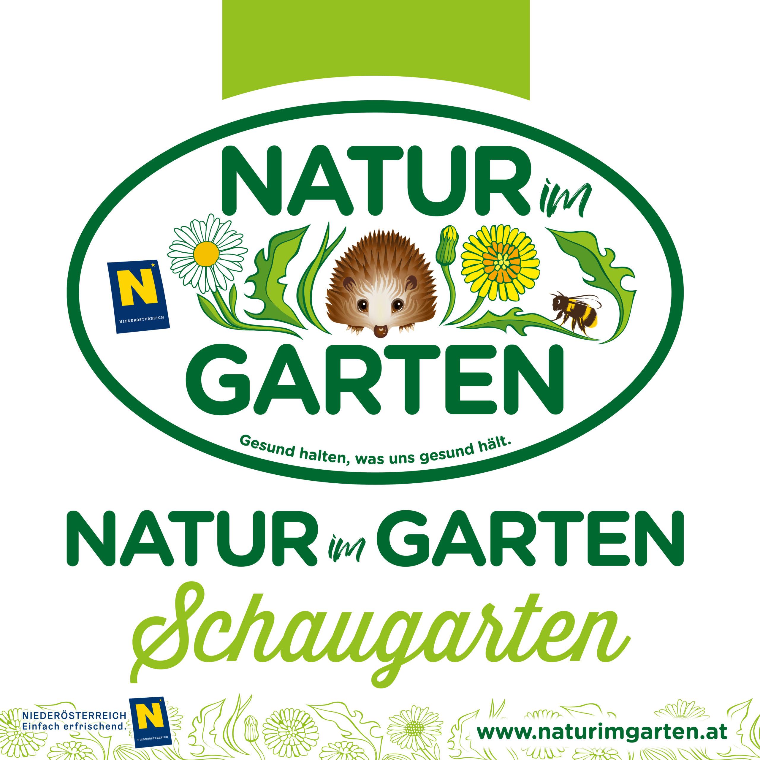 Natur im Garten Schaugarten