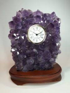 Amethyst-Uhr