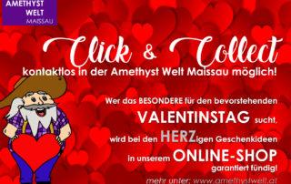 Click & Collect zu Valentin