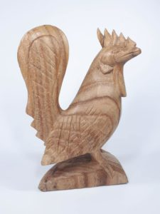 Hahn - Holz