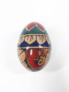 Holz Ei