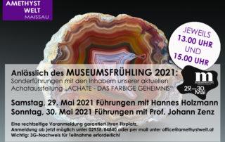 Museumsfrühling 2021
