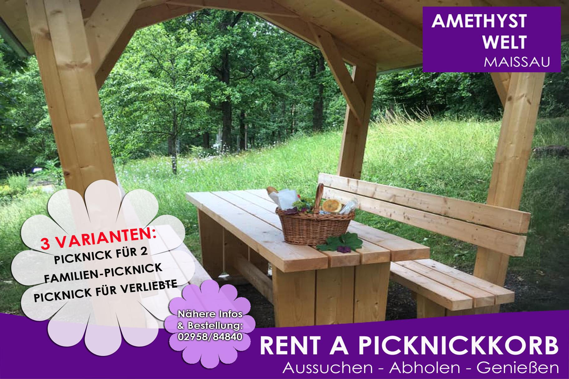 Rent a Picknickkorb